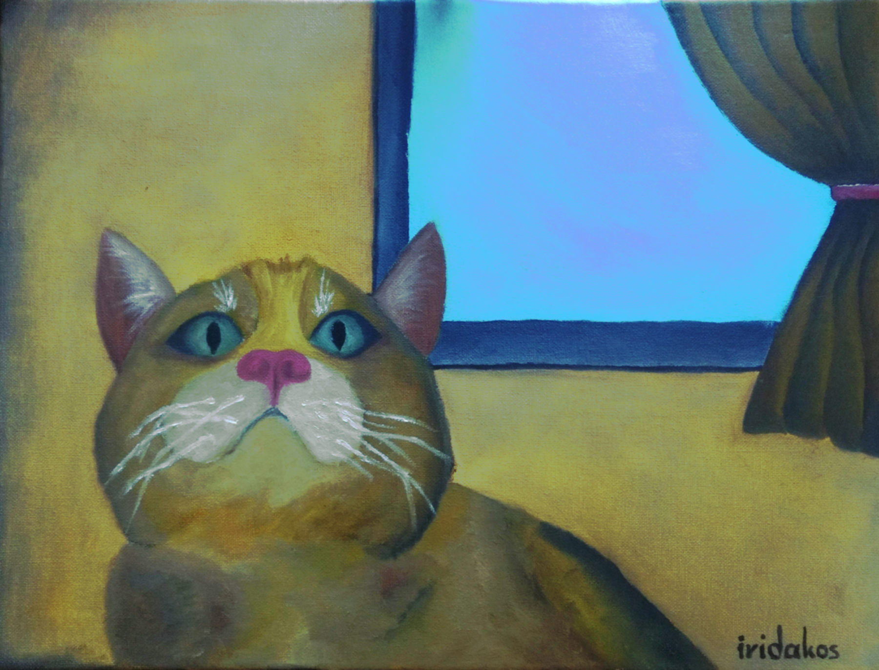 Picatso painting